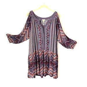 CAPE JUBY Boho Tunic/Dress